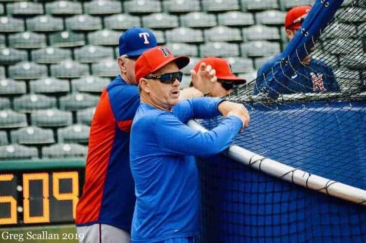 Talking Sounds Baseball With Rangers AAA Hitting Coach Howard Johnson