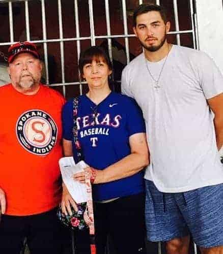 The Life Of A Baseball Players Mom….This Is Sharon Barlow, Mother of Texas Rangers Pitching Prospect Joe Barlow
