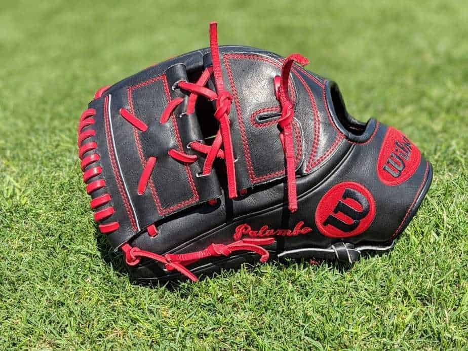 Joe Palumbo's glove