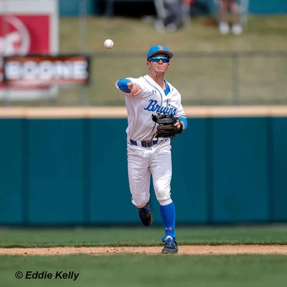 Matt McLain; photo by Eddie Kelly/ProLook Photos